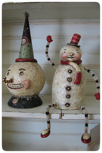 Snowmen-originals | by Johanna Parker Design