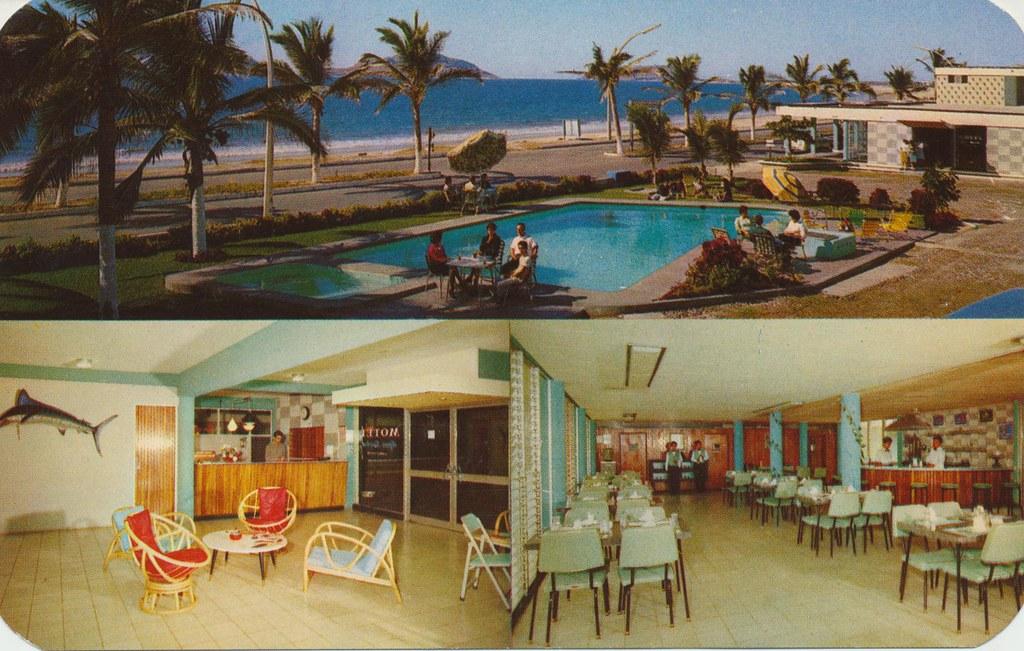 Motel Aqua Marina - Mazatlan, Sinaloa, Mexico