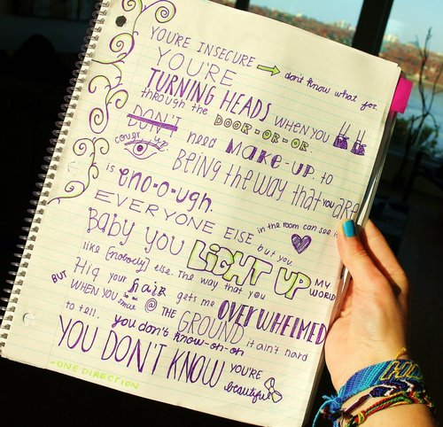 One Direction Song Lyrics Quotes: What Makes You Beautiful: One Direction