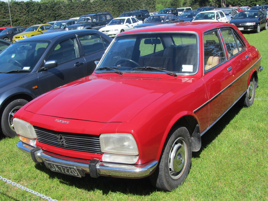 1979 Peugeot 504 Ti Automatic Saloon Ja7220 Yesterday I W Flickr