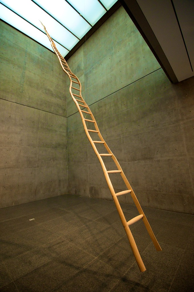 Martin Puryear's Ladder for Booker T. Washington at the Mo… | Flickr