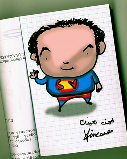 Super Vincent :D | by bambinoboom