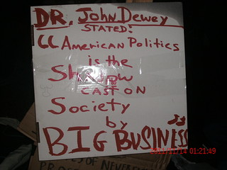 Slothman's OWS Trip for Occupy Philly - GEDC0024.JPG | by OccupyPhilly