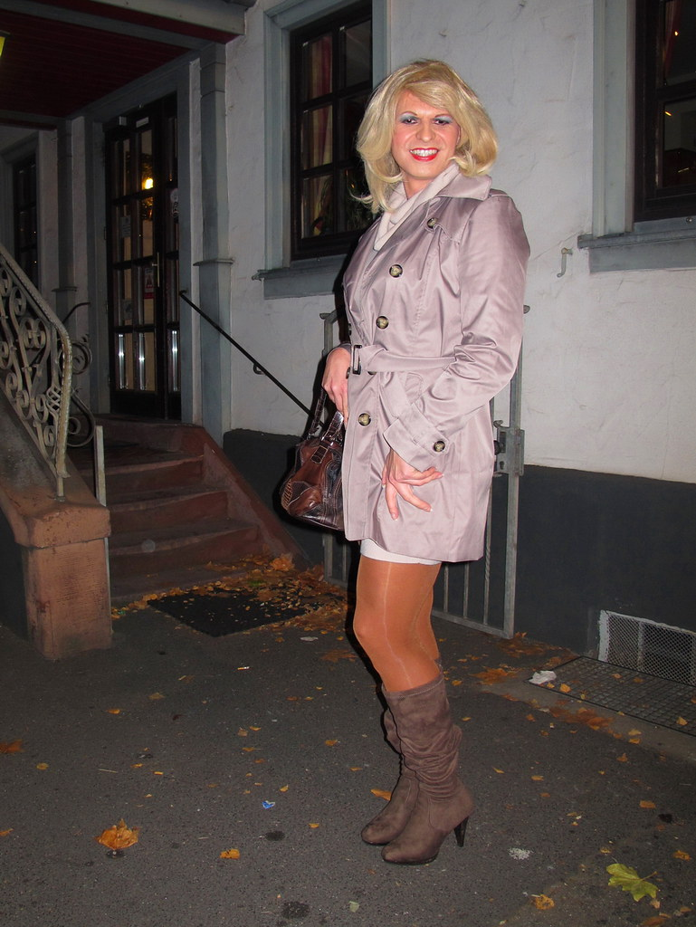 Tina at Bier Hannes | in Frankfurt - Fechenheim Mainkur ...