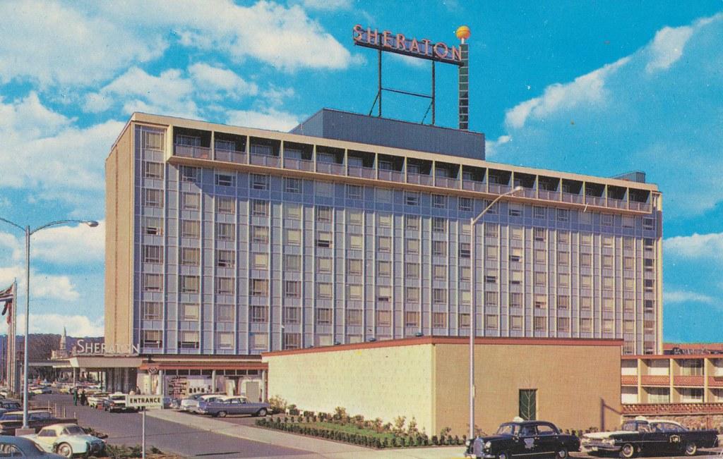 Sheraton Inn - Portland, Oregon