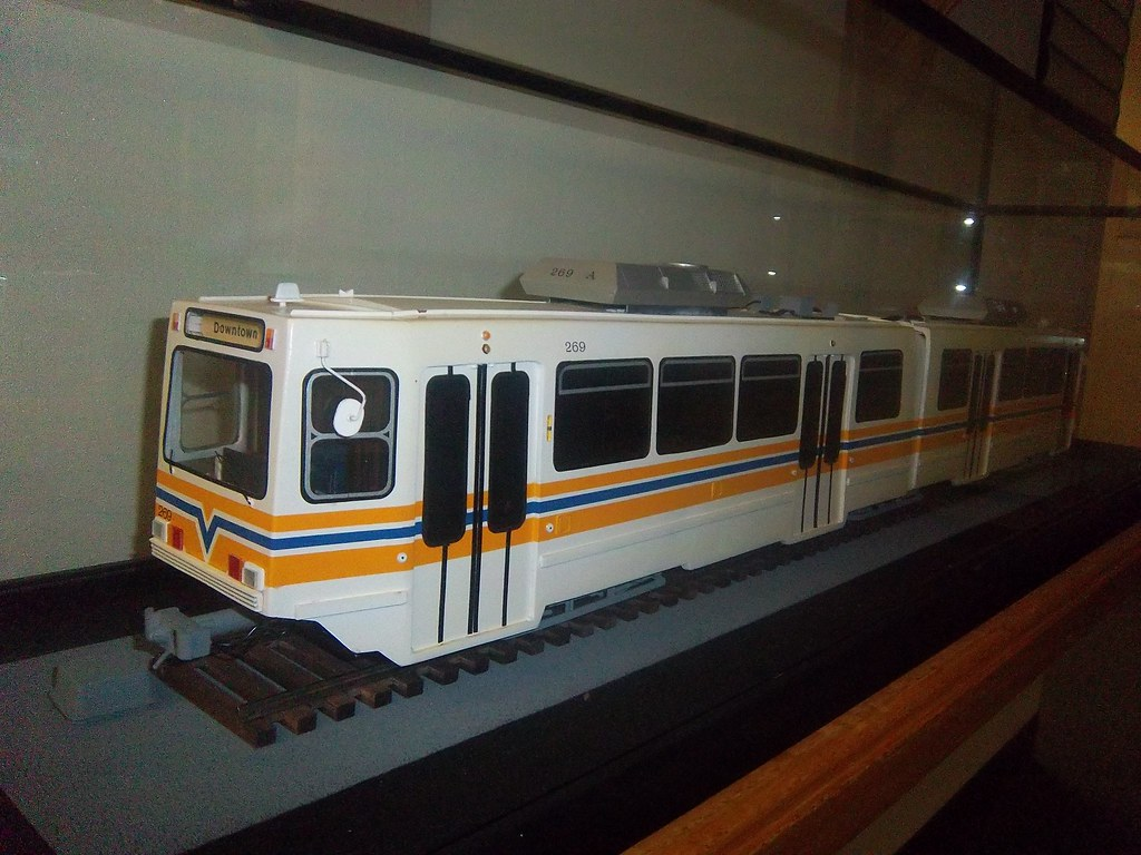 All Model Car >> Sacramento Regional Transit model of the 1987 Siemens-Duew… | Flickr