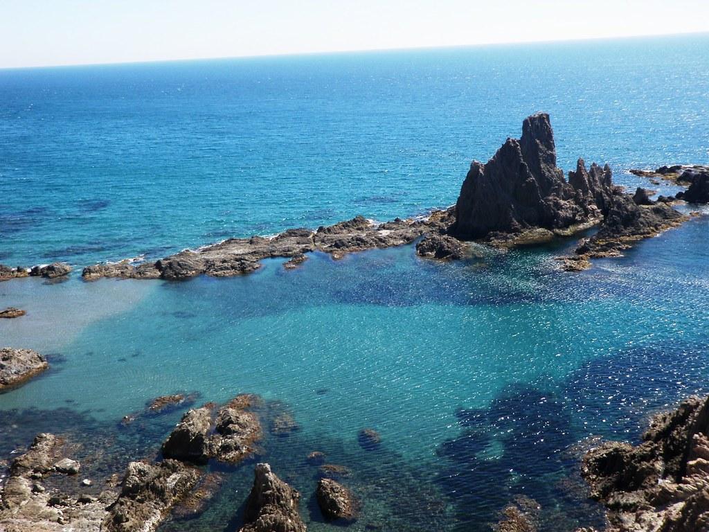 Mirador De Las Sirenas Cabo De Gata Almer 237 A Elena