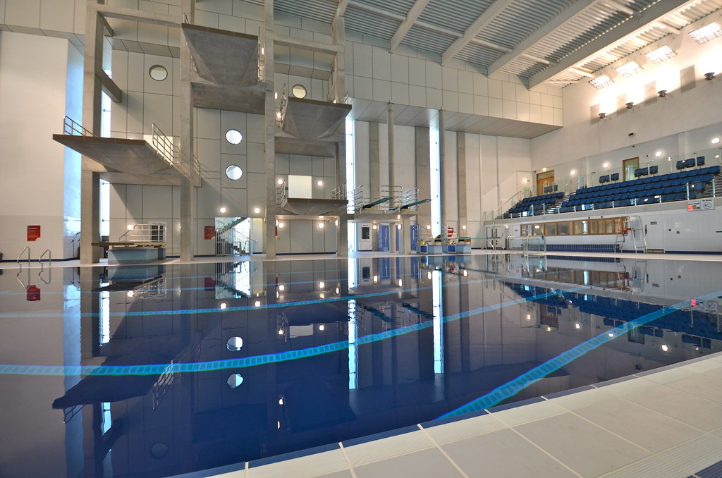 Dive Pool At The Plymouth Life Centre Operated By Everyone