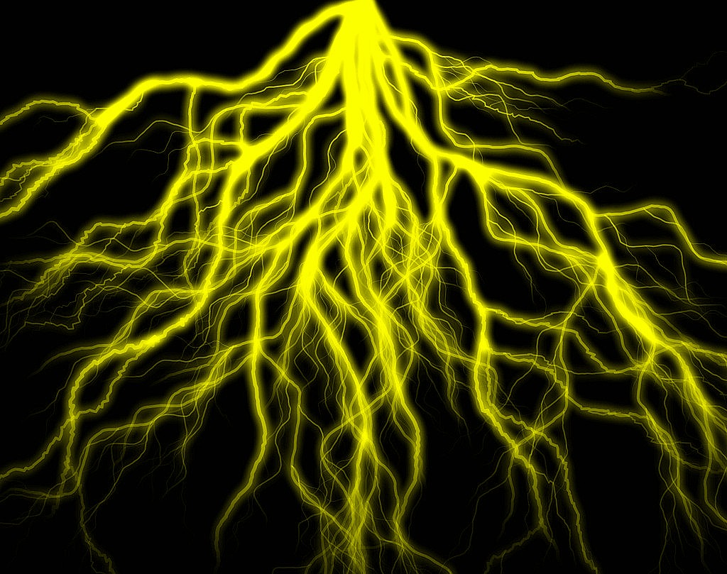 Yellow lightning template yellow lightning template for Lightning link template
