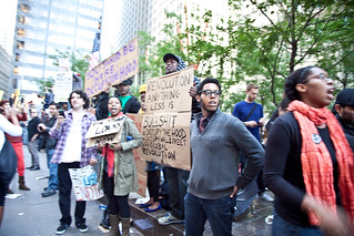 Zuccotti Park: Occupy The Hood | by Lindsay Beyerstein