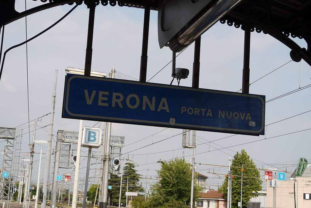 Verona porta nuova verona trenitalia - Stazione verona porta nuova indirizzo ...