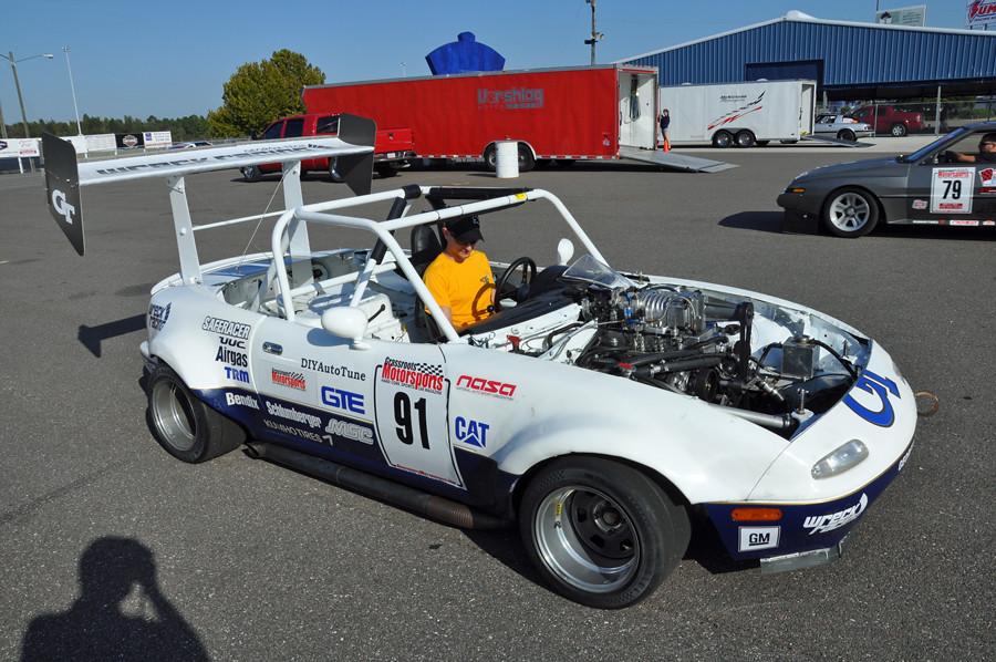 Grassroots Motorsports Miata Grassroots Motorsports