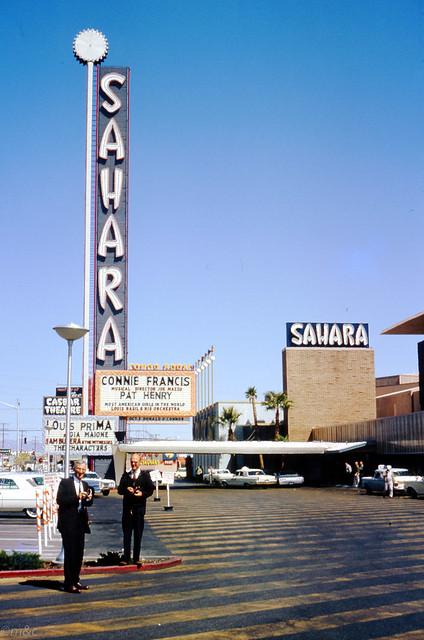 Sahara Las Vegas Usa 1965 Ep 4800 48 Flickr Photo