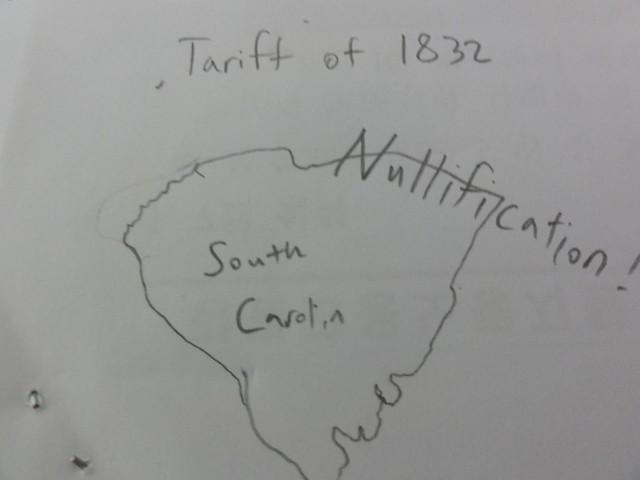 Tariff of 1832 flickr photo sharing Cuisines you tarifs