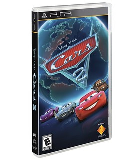 PSP: Cars 2 The Video Game | by PlayStation.Blog