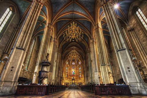 Zagreb Cathedral | by TheFella