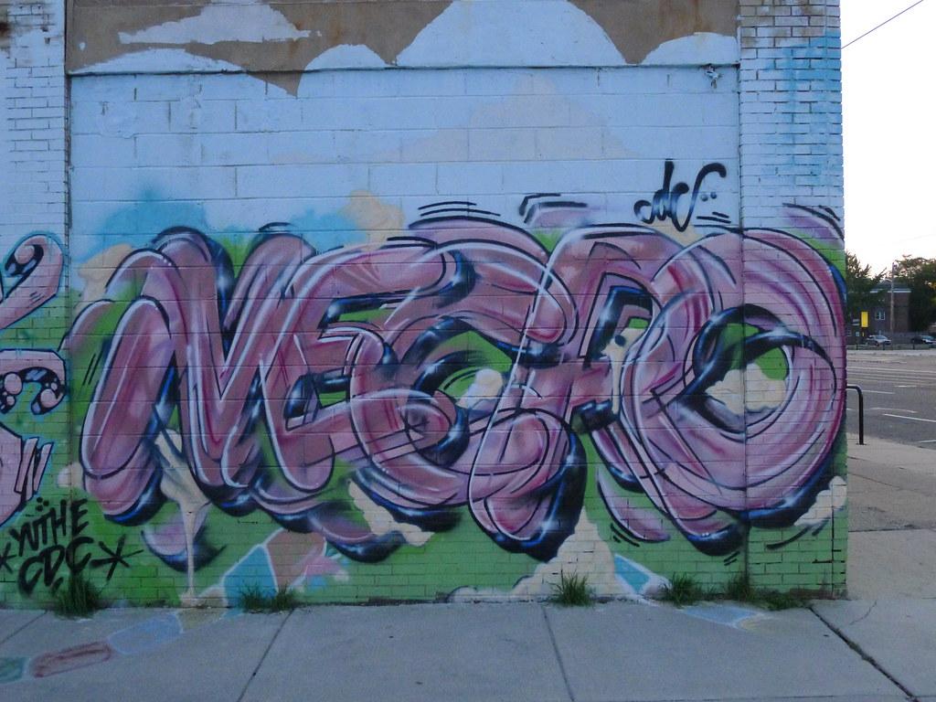 Candyland mural Mecro RJ Flickr
