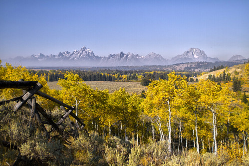 Jackson Hole Valley | by Gemma - A Passionate Photographer