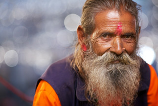 Happy Diwali. From me, and this Sadhu. | by ★Clandestino