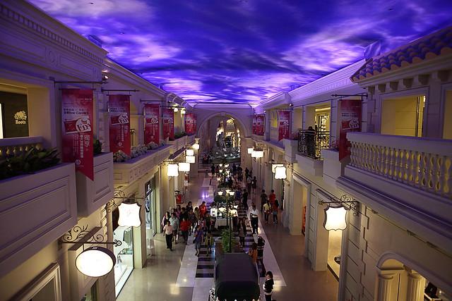 義大世界 購物中心