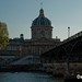 Paris, France - A Cold Sunday Morning @Pont des Arts