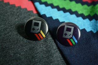 Bit Boy Pins | by fangamer.com