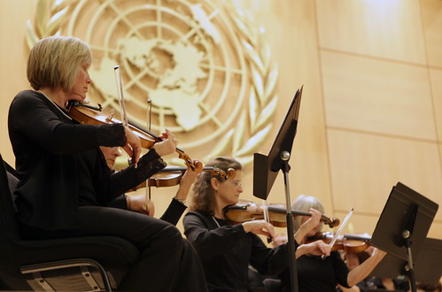 Swiss-American Friendship Concert at United Nations in Geneva | by US Mission Geneva