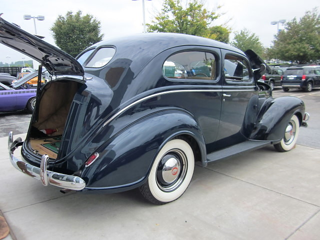 1939 Plymouth P 8 Sedan This Show Was Really Under