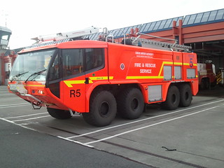 Dublin Airport FireService | by pagan1701