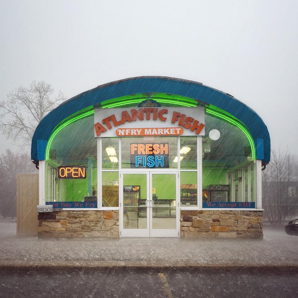 Atlantic fish 39 n 39 fry market 2011 for Atlantic fish fry