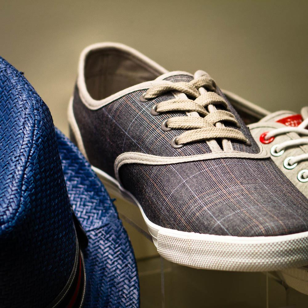 Blue Suede Shoes Kad Merad
