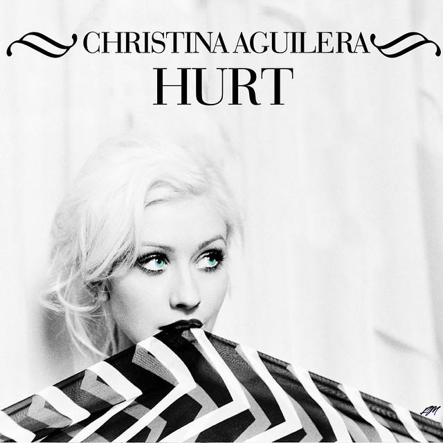 hurt from christina aguilera: