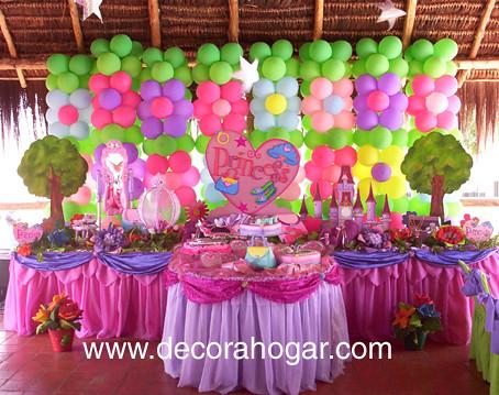 Decoraci 243 N Princesas Organizamos Tus Eventos Twitter