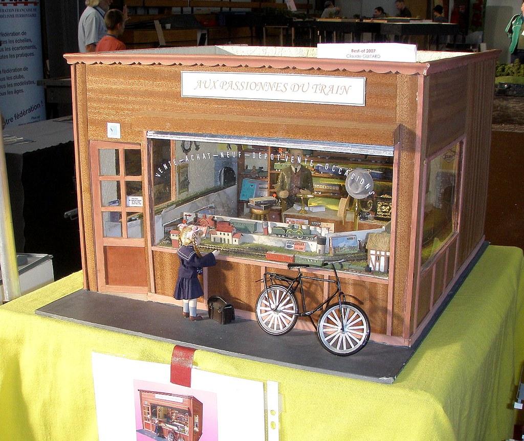 maquette de magasin de jouets photo prise l 39 exposition d flickr. Black Bedroom Furniture Sets. Home Design Ideas