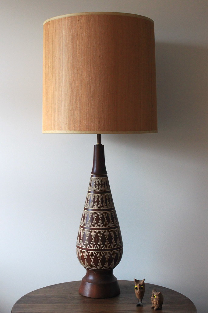 Fortune Lamp Co. 1961 | Just picked up this big sucker at Go… | Flickr