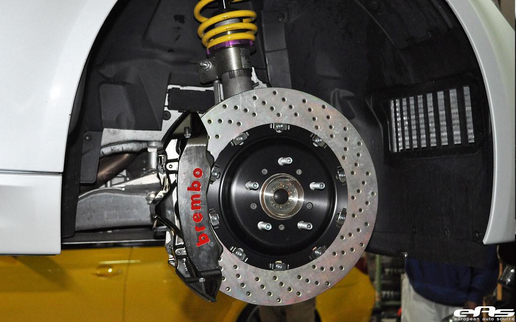 E92 M3 Brembo Gt R Bbk Install 5 European Auto Source