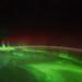 Aurora Australis and Airglow (NASA, International Space Station, 09/18/11)