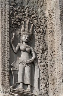 Angkor Wat Carvings | by dcnelson1898