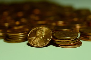Day 300 - 300 Pennies | by slgckgc
