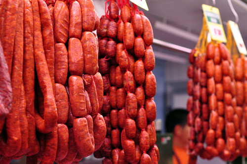 Barcelona - Chorizo | by The Travelling Bum