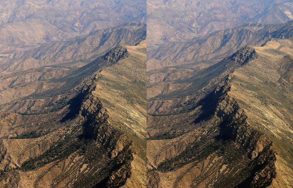 Los Padres National Forest (cross-eyed 3D) | Flickr - Photo Sharing!