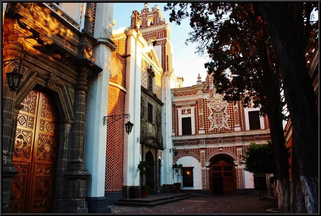 Iglesia del Carmen en Puebla