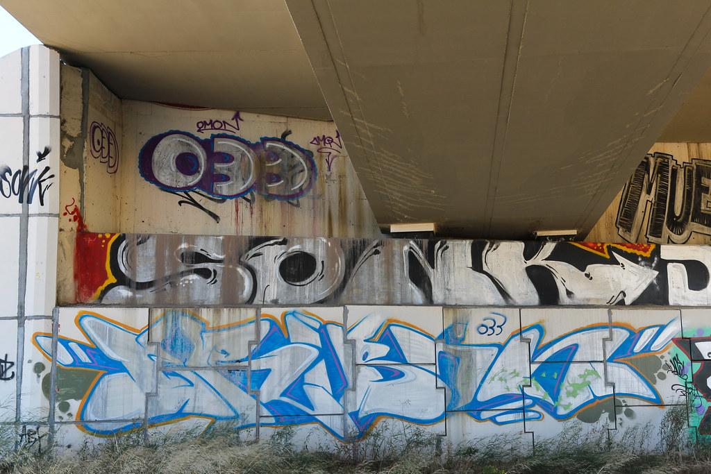 Omon 033 Sonk Hortaleza Madrid Madrid Graffiti Ibook