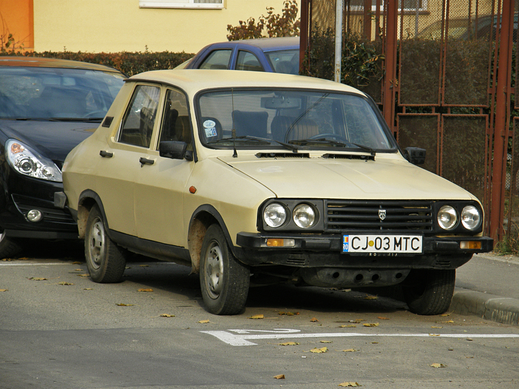 ... Dacia 1310 | by Eddy CJ