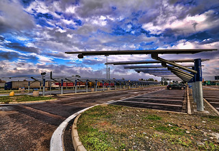 Solar Parking - Modena [explore] | by neimon2 (too busy, sorry for my temporary silence)