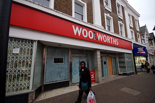 Barking's former Woolworths store | by Whipper_snapper