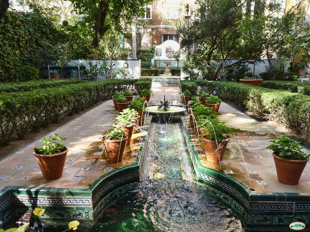 Museo sorolla jard n de agua y luz juantiagues flickr for Casa de jardin mobile home park