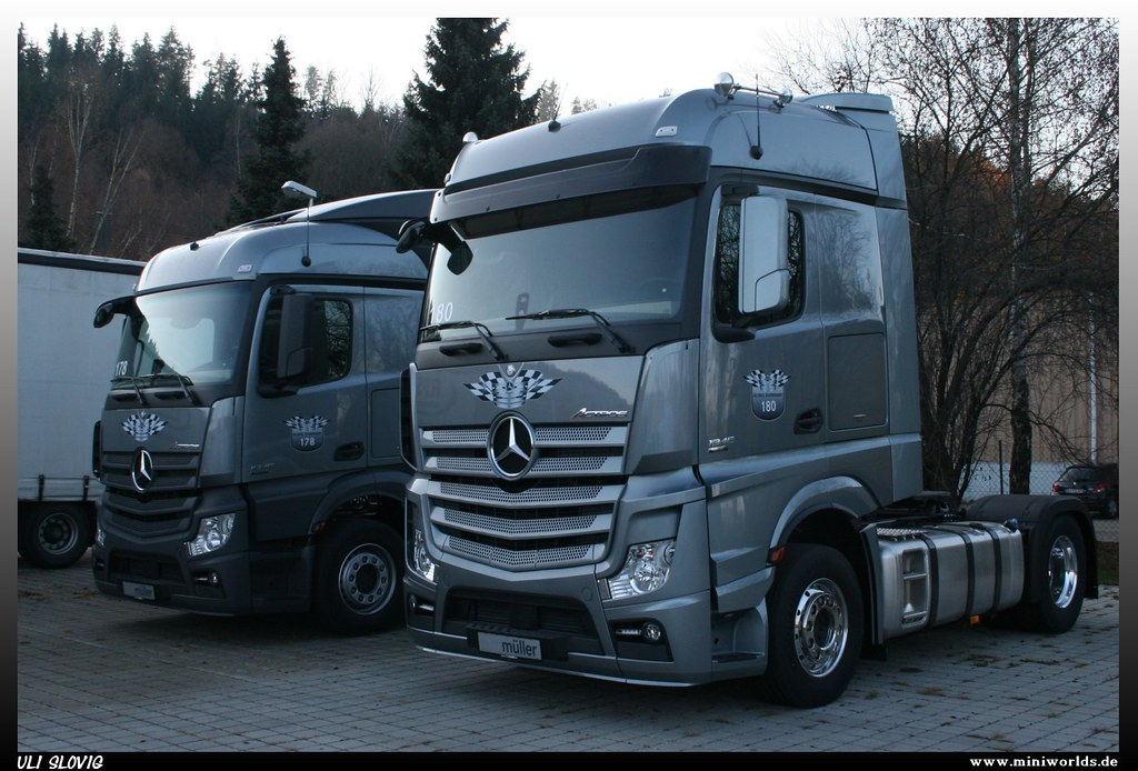 mercedes benz actros 1845 streamspace and bigspace actros flickr. Black Bedroom Furniture Sets. Home Design Ideas