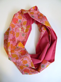 Voile Infinity Scarf | by teaginny