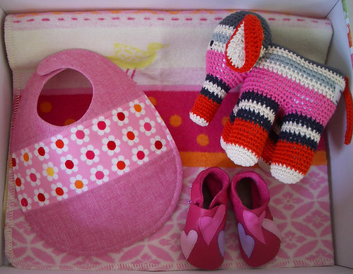 Baby Gift Set London : Baby gift set pink and girly new for